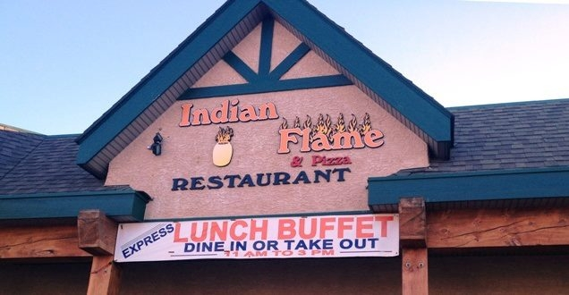 Email Address & Contact Info for Indian flame and pizza